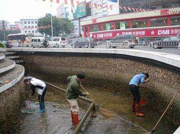 广州水池清洗